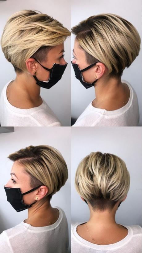 Haarfrisuren kurz damen 2021