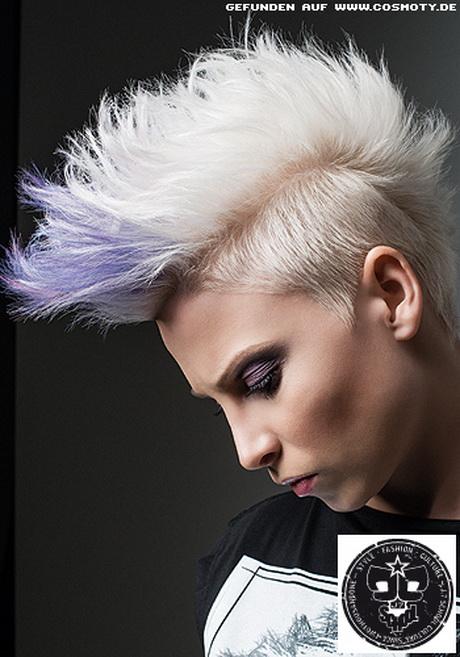 Punk Frisuren