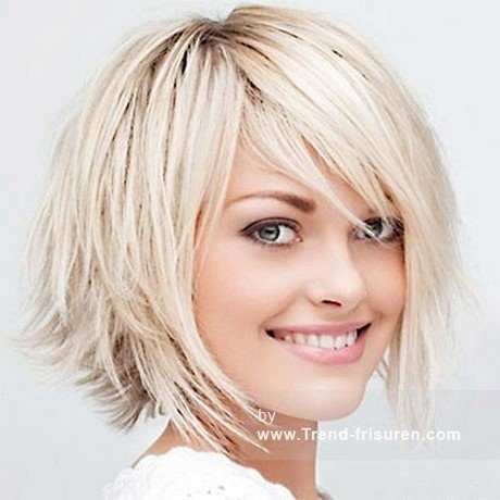 Frisuren kinnlanges haar