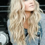 Blonde haar frisuren