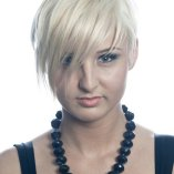Frisuren kurz blond bilder