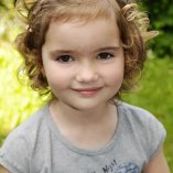 Kinderfrisuren mit locken