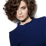 Locken frisuren kurz 2015
