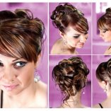 Party frisuren mittellang