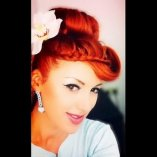 Rockabilly style frisuren