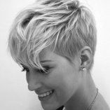 Frisuren pixie cut 2017