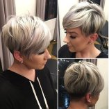 Kurzhaarfrisuren pixie cut 2017