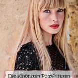 Ponyfrisuren 2017