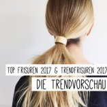 Top haarfrisuren 2017