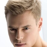 Männerfrisuren blond