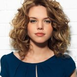 Schulterlange locken frisuren