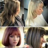 Mode frisuren damen 2019