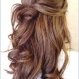 Festliche frisuren locken