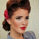 Rockabilly kurzhaarfrisuren damen