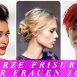 Modische frisuren damen 2017
