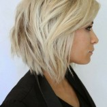 Frisuren blond mittellang 2018